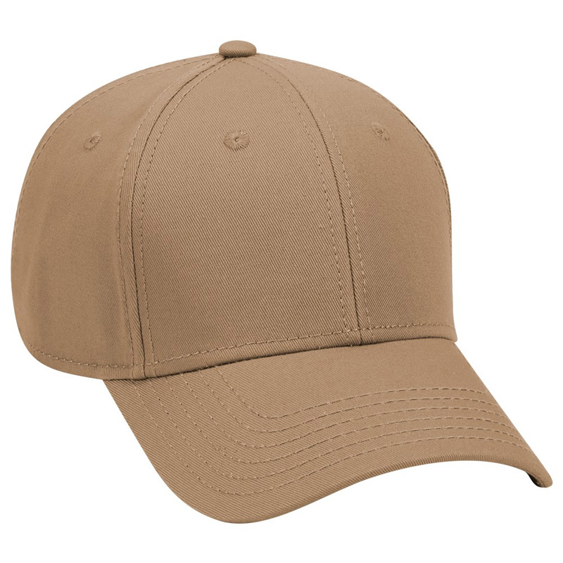 Superior Twill Low Profile Style Caps
