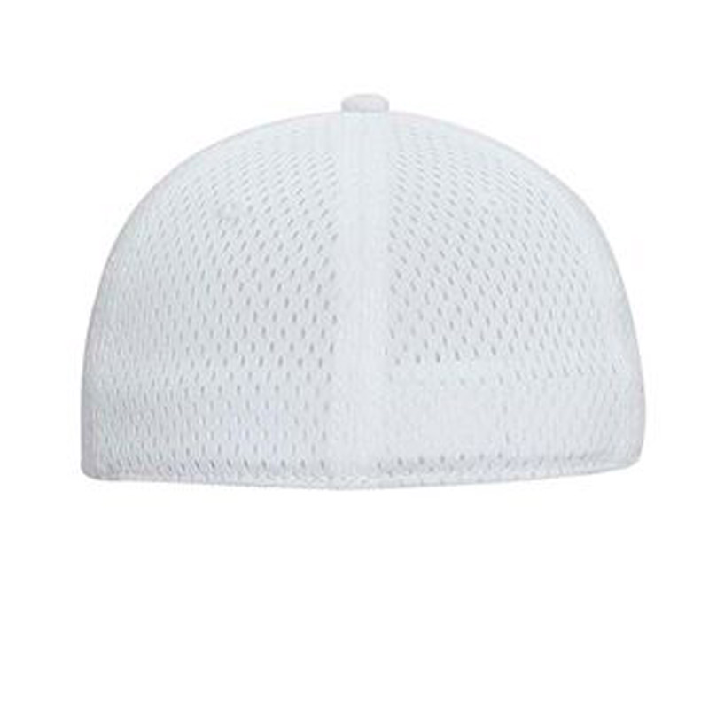 A-Flex Stretchable Polyester Pro Mesh Low Profile Baseball Cap (S/M) (L/XL)