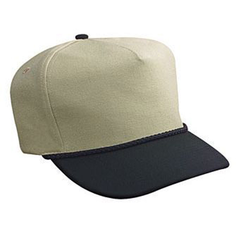 Otto Wool Blend Low Crown Golf Style Caps