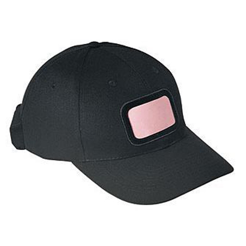Otto Brushed Cotton Twill Illuminated Frame Caps Lights Low Profile Style Caps Rectangle