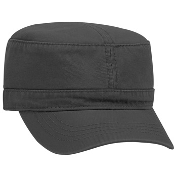 7a72ba4e1170d Otto Superior Garment Washed Cotton Twill Military Style Caps