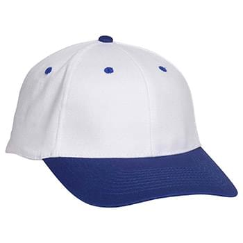 OTTO Ultra Fine Brushed Stretchable Superior Cotton Twill OTTO FLEX Six Panel Low Profile Baseball Cap