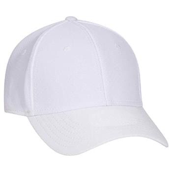 OTTO Cool Comfort Stretchable Polyester Ottoman OTTO FLEX Six Panel Low Profile Baseball Cap