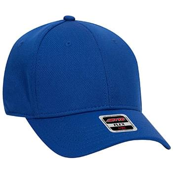 OTTO Cool Comfort Stretchable Polyester Cool Mesh OTTO FLEX Six Panel Low Profile Baseball Cap