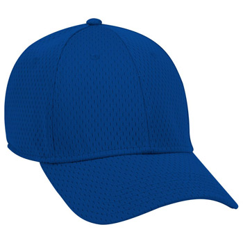 OTTO Stretchable Polyester Pro Mesh OTTO FLEX Six Panel Low Profile Baseball Cap