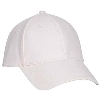 OTTO Stretchable Wool Blend Twill OTTO FLEX Six Panel Low Profile Baseball Cap