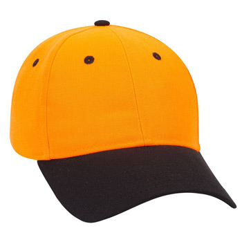 Otto Neon Superior Polyester Canvas Low Profile Style Caps