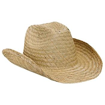 OTTO Natural Straw Cowboy Hat