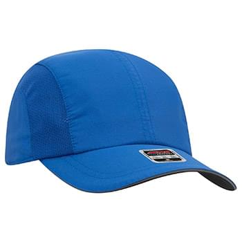 OTTO Six Panel Polyester Pongee Running Cap