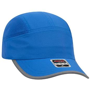 OTTO 5 Panel Polyester Pongee Running Cap