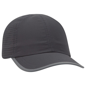 OTTO 6 Panel Polyester Pongee Running Cap