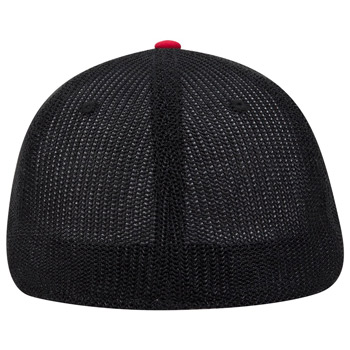 OTTO Otto Flex 6 Panel Low Profile Mesh Back Baseball Cap