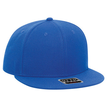 Otto Youth Wool Blend Flat Visor Pro Style Snapback Caps