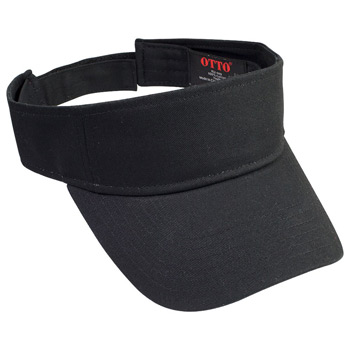 OTTO Cotton Twill Youth Sun Visor