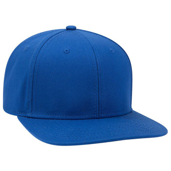 "OTTO Otto Snap"" 6 Panel Pro Superior Cotton Twill Slight Curve Visor Cap"""