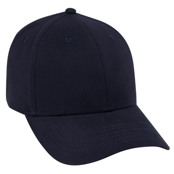 OTTO Ultra Fine Brushed Stretchable Superior Cotton Twill Six Panel Low Profile Baseball Cap