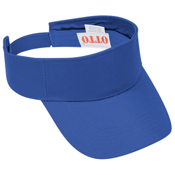 OTTO Promo Cotton Blend Twill Sun Visor
