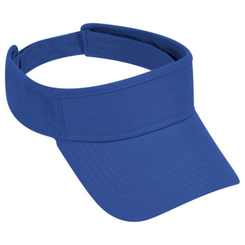 OTTO Brushed Bull Denim Sun Visor