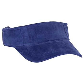 OTTO Superior Terry Cloth Sun Visor