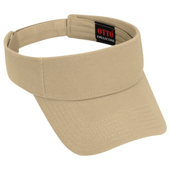 OTTO Cotton Pique Knit Sun Visor
