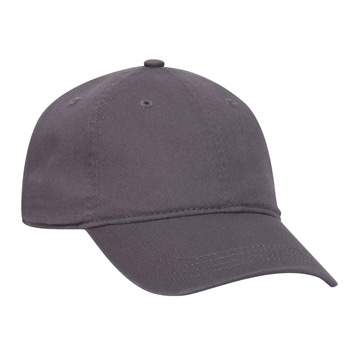 OTTO Garment Washed Cotton Twill YOUTH 6 Panel Low Profile Baseball Cap