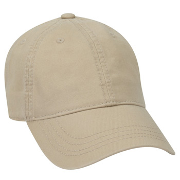Otto Youth Superior Garment Washed Cotton Twill Low Profile Style Caps