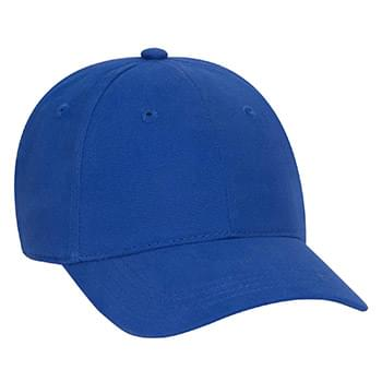 Otto Youth Brushed Cotton Twill Low Profile Style Caps