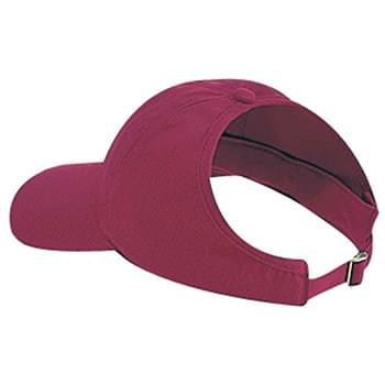 Otto Brushed Cotton Twill Ponytail Low Profile Style Caps