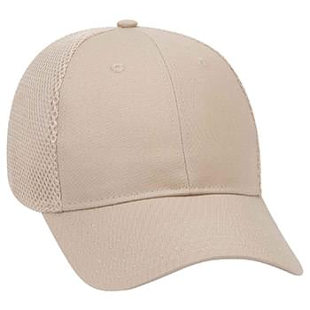 OTTO CAP 6 Panel Low Profile Baseball Cap