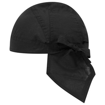 OTTO Cotton Poplin Biker Head Wrap