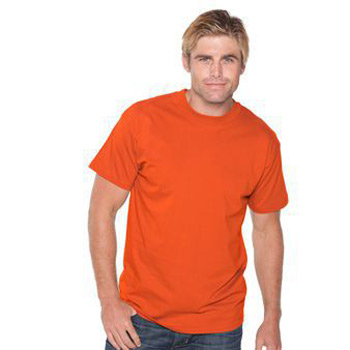 OTTO 6.1 oz. Comfy Cotton Jersey Knit Unisex Heavyweight Comfy Tee T-Shirt
