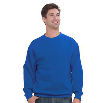 OTTO 8.0 oz. Cotton Blend Fleece Unisex Classic Crewneck Sweatshirt