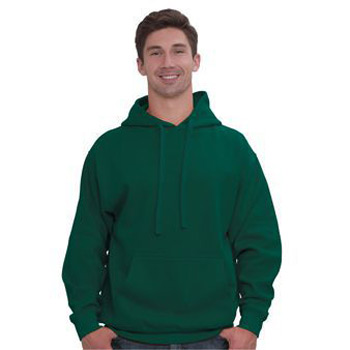 OTTO 8.0 oz. Cotton Blend Fleece Unisex Pullover Hooded Sweatshirt