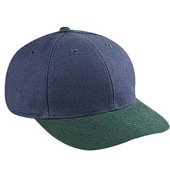 Otto Washed Brushed Heavy Cotton Canvas Low Profile Style Caps