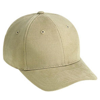 Otto Superior Brushed Cotton Twill Low Profile Style Caps