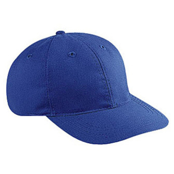 Otto Brushed Cotton Twill Soft Visor Low Profile Style Caps