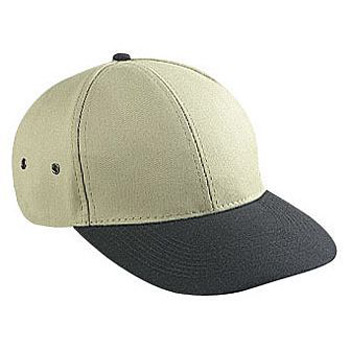 Otto Brushed Cotton Twill Otto Sport Low Profile Style Caps