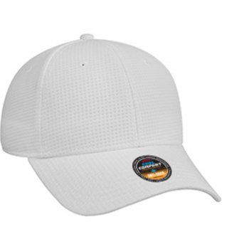 Otto Cool Comfort Polyester Mini Waffle Mesh With Anti-Odor Sweatband Low Profile Style Caps