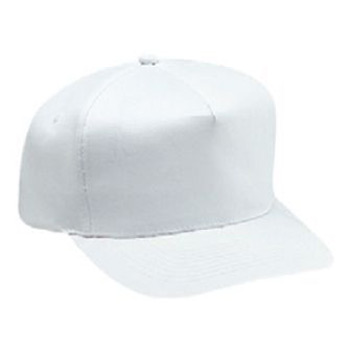 Otto Cotton Twill Five Panel Pro Style Caps