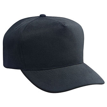 Otto Brushed Cotton Twill Low Crown Golf Style Caps