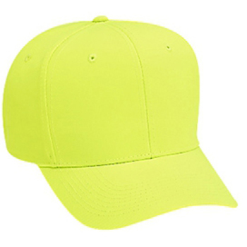 Otto Neon Polyester Twill Pro Style Caps