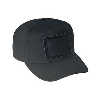 Otto Brushed Cotton Twill Non-Illuminated Frame Caps Classic Pro Style Caps I.D. Size