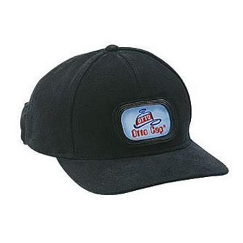 Otto Brushed Bull Denim Otto Glo Low Profile Style Caps