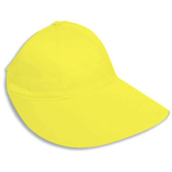 Otto Cotton Twill Extra Large Visor Ponytail Low Profile Style Caps