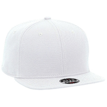Otto Wool Blend Square Flat Visor Pro Style Snapback Caps