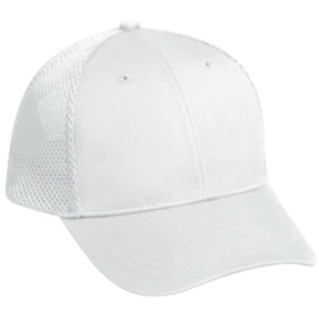 Otto Deluxe Cotton Twill Low Profile Air Mesh Back Caps