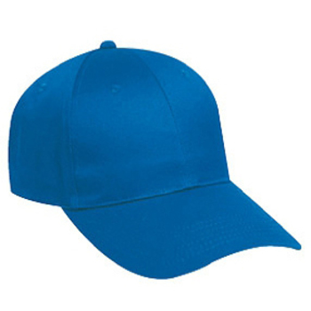 Otto Cotton Twill Long Visor Low Profile Style Caps