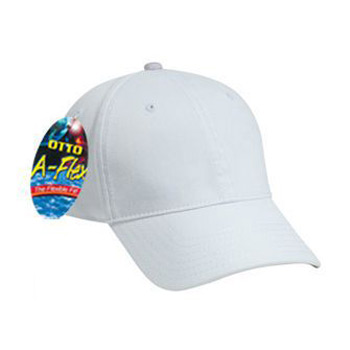 OTTO Garment Washed Stretchable Cotton Twill OTTO FLEX Six Panel Low Profile Baseball Cap