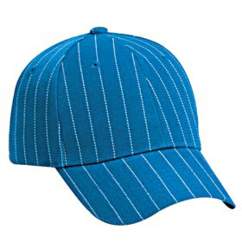 Otto Pin Striped Alternative Wool Blend Low Profile Style Caps