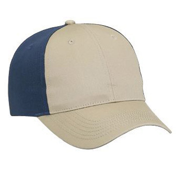 Otto Cotton Twill Low Profile Style Caps